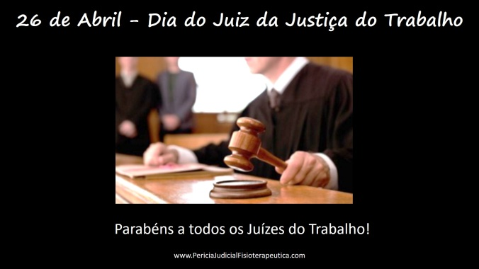 26 abril dia do juiz